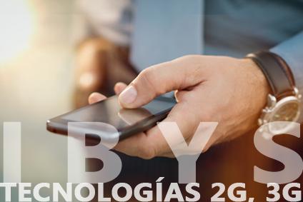 2g3g-Tecnologias